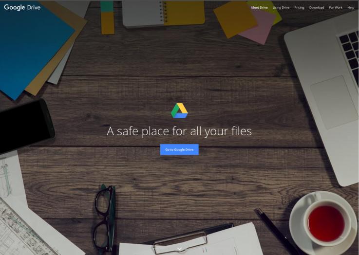 Google Drive is veilig voor JOUW bestanden