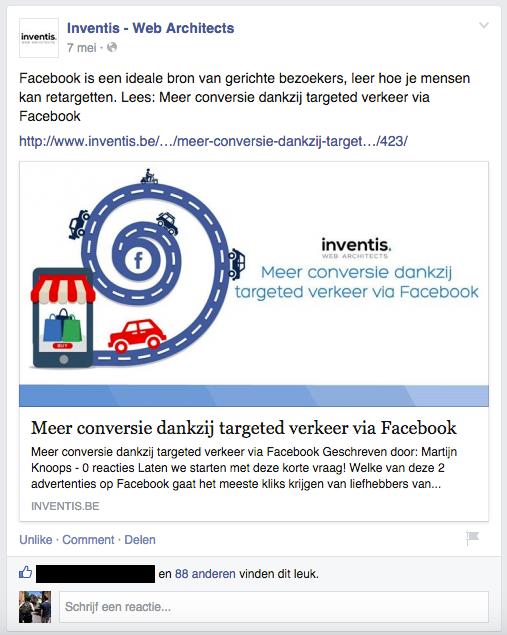Inventis Facebook