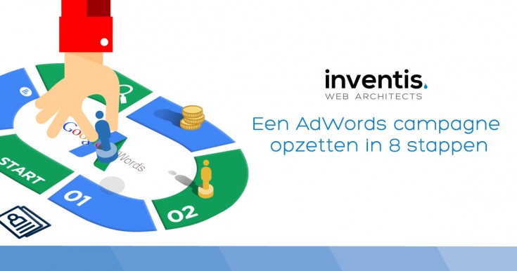 AdWords stappen