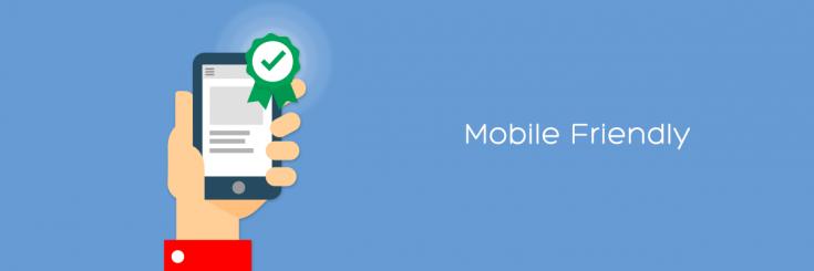 Mobile friendly e-mails