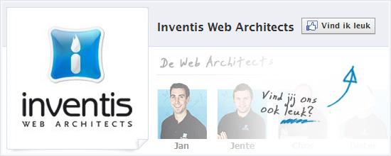 Inventis op Facebook