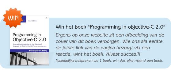 Win het boek Programming in Objective-C 2.0