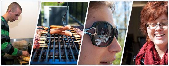 Lentebarbecue
