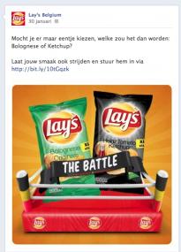 LaysBattle